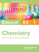 Edexcel AS Chemistry Student Unit Guide: