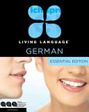 ESSENTIAL GERMAN Book