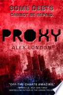 Proxy Alex London Cover
