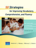 50 Strategies For Improving Vocabulary Comprehension And Fluency