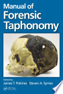 Manual of Forensic Taphonomy Book