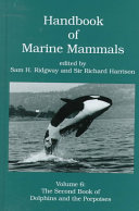Handbook of Marine Mammals Book