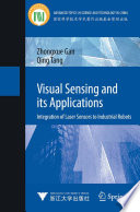 Visual Sensing and its Applications Book