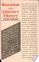 Marxism And Literary Theory