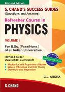 Refresher Course in B.Sc. Physics ( Vol. I) Pdf/ePub eBook