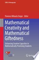 Mathematical Creativity and Mathematical Giftedness