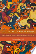 Colonial Transactions Book