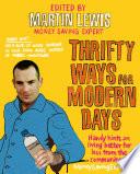 Thrifty Ways For Modern Days
