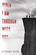 When I Am Through with You Pdf/ePub eBook