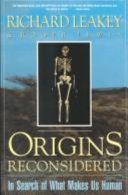 Origins Reconsidered Book