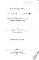 Wonderful Inventions
