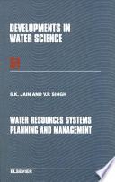 Water Resources Systems Planning and Management Book