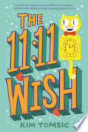The 11:11 Wish Kim Tomsic Cover