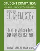 Fundamentals of Biochemistry, Student Companion