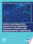 Photo Electroactive Non Volatile Memories for Data Storage and Neuromorphic Computing
