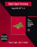Digital Signal Processing Using Matlab V 4 Book PDF