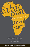 Pdf The Ethiopian Revolution