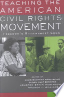 Teaching the American Civil Rights Movement