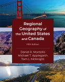 Pdf Regional Geography of the United States and Canada