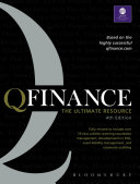 QFINANCE  The Ultimate Resource  4th edition