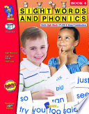 Sight Words   Phonics   Book 4  171 220 Dolch Sight Words  Gr  JK 1