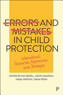 Pdf Errors and Mistakes in Child Protection Telecharger