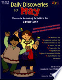 Daily Discoveries for MAY  eBook