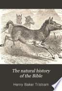 The Natural History of the Bible
