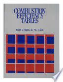 Combustion Efficiency Tables