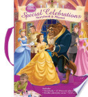 Disney Princess Special Celebrations Storybook and Playset