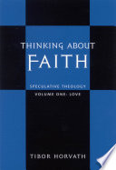 Thinking About Faith