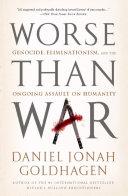Worse Than War Pdf/ePub eBook