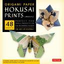 Origami Paper   Hokusai Prints   Large 8 1 4    48 Sheets