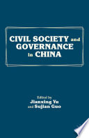 Civil Society And Governance In China