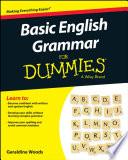 Basic English Grammar For Dummies   US