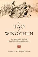 The Tao of Wing Chun