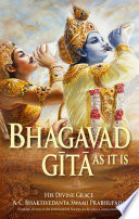 Bhagavad Gita As It Is Book