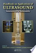 Handbook on Applications of Ultrasound Book