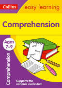 Comprehension Ages 7-9: New Edition: Ideal for Home Learning (Collins Easy Learning KS2)