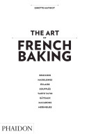 The Art Of French Baking PDF