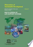 Dimensions of Sustainable Development   Volume II