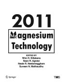 Magnesium Technology 2011