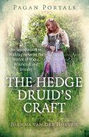 Pagan Portals   The Hedge Druid s Craft