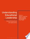 Understanding Educational Leadership Book