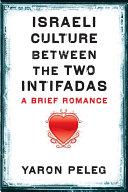 Israeli Culture between the Two Intifadas