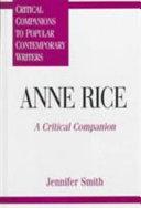 Pdf Anne Rice