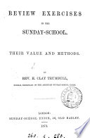 Review Exercises In The Sunday School