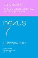 Nexus 7 Guidebook