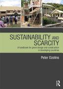 Sustainability & Scarcity [Pdf/ePub] eBook