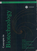 Concepts In Biotechnology